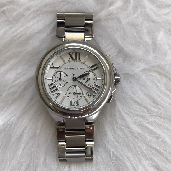Michael Kors Accessories - Michael Kors oversized 'Bradshaw' watch